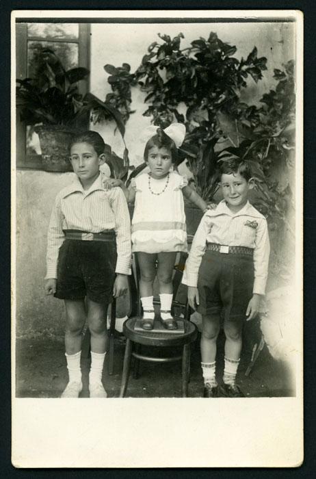 Hermanos Robles Prieto en Castro del Condado