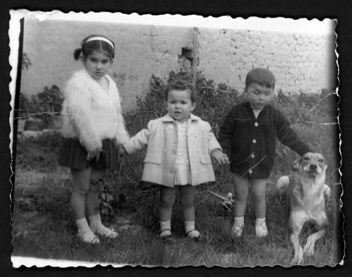 Recordatorio de Merceditas en Castro del Condado para su madre emigrada en Venezuela II