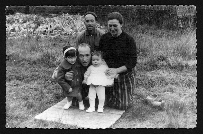Recordatorio de Merceditas en Castro del Condado para su madre emigrada en Venezuela IV