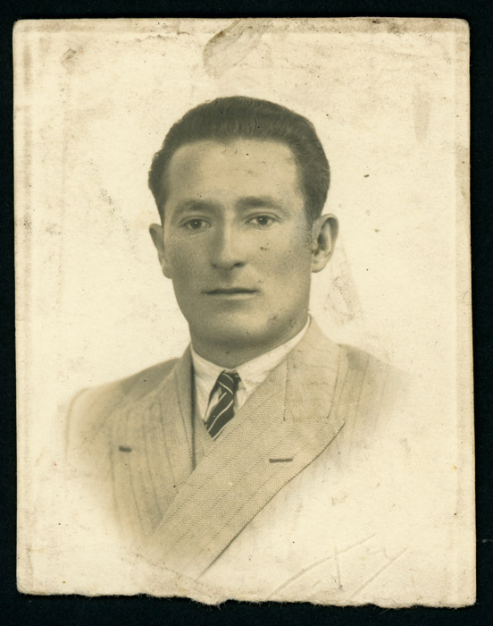Retrato de Conrado Castro