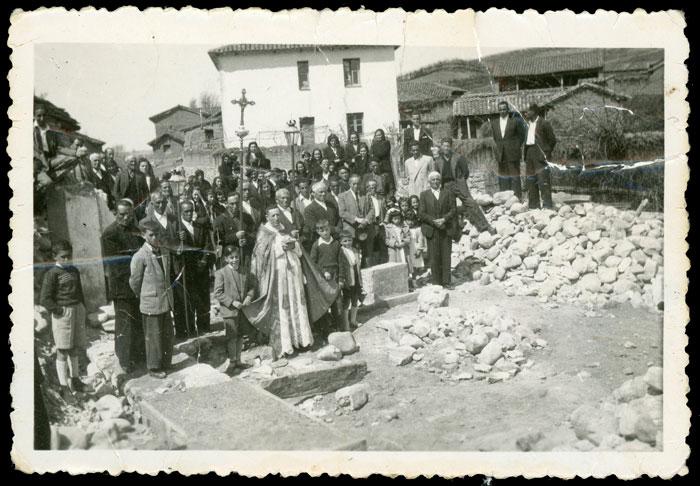 Fiesta para la restauración de la Iglesia de Ambasaguas de Curueño I
