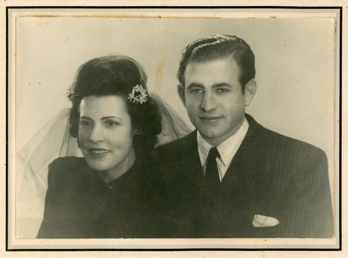 Fotografía de boda de Tomás Robles y Carmen en Alsasua