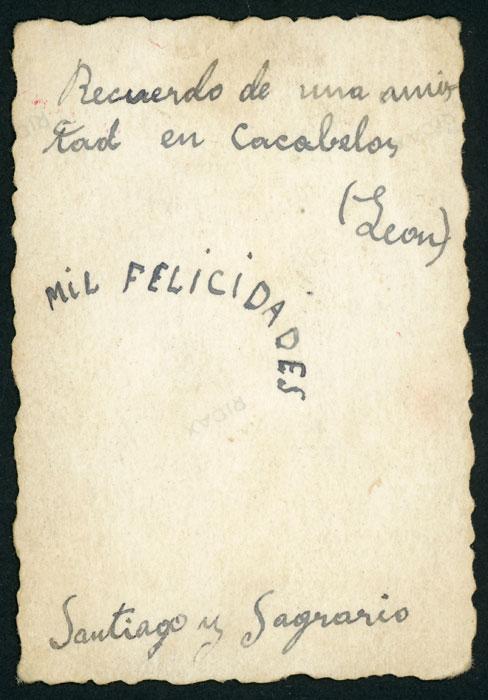 Sagrario y Santiago en Cacabelos.