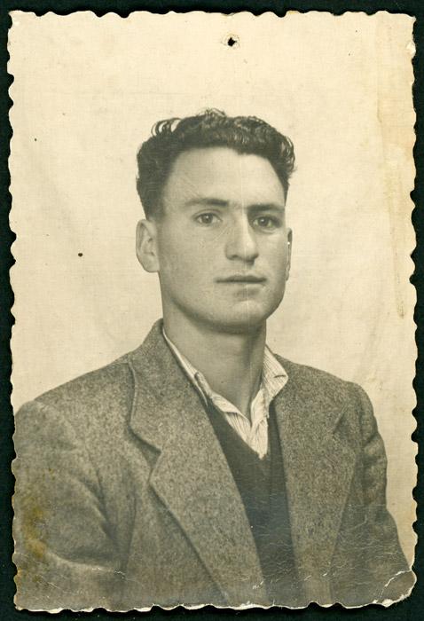 Retrato de Valentín Manzano