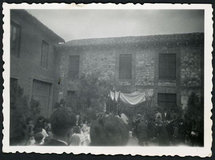 Procesión del Corpus Christi en Cerezales del Condado II