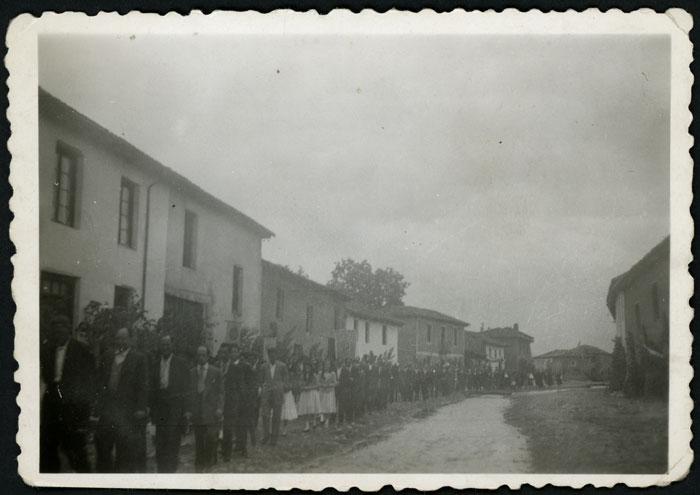 Procesión del Corpus Christi en Cerezales del Condado IV
