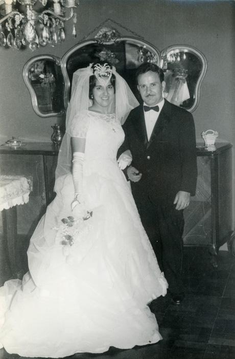 Fotografía de boda de Nicanor González en Argentina