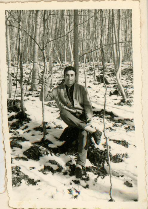 Tino Gutiérrez en Suiza