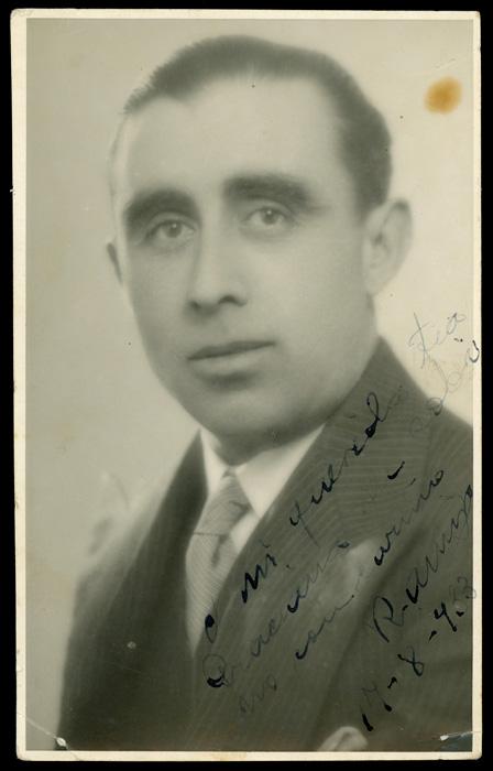 Retrato de tío Ramiro