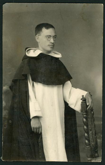 Retrato del dominico Benjamín.