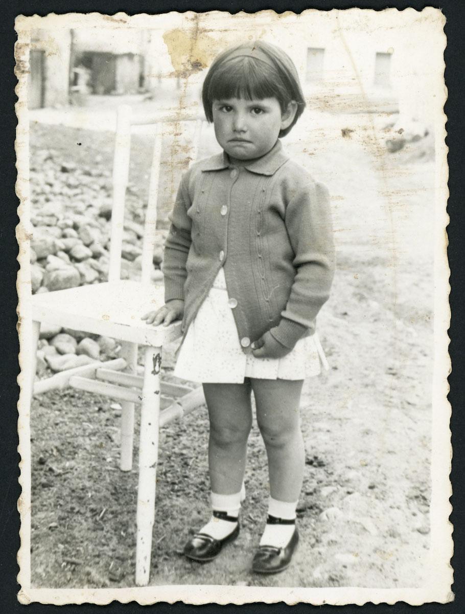 Retrato de Olga García