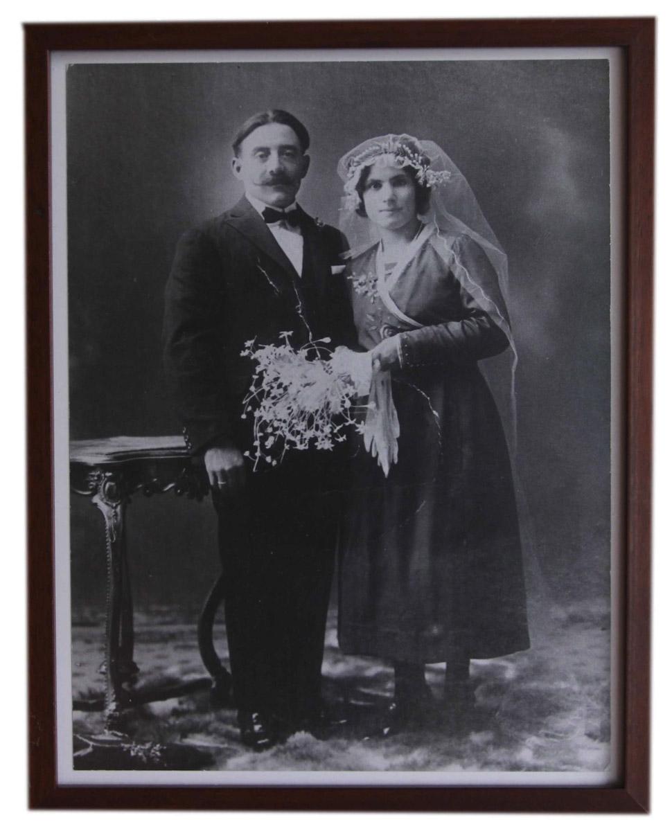Retrato de pareja en Argentina I
