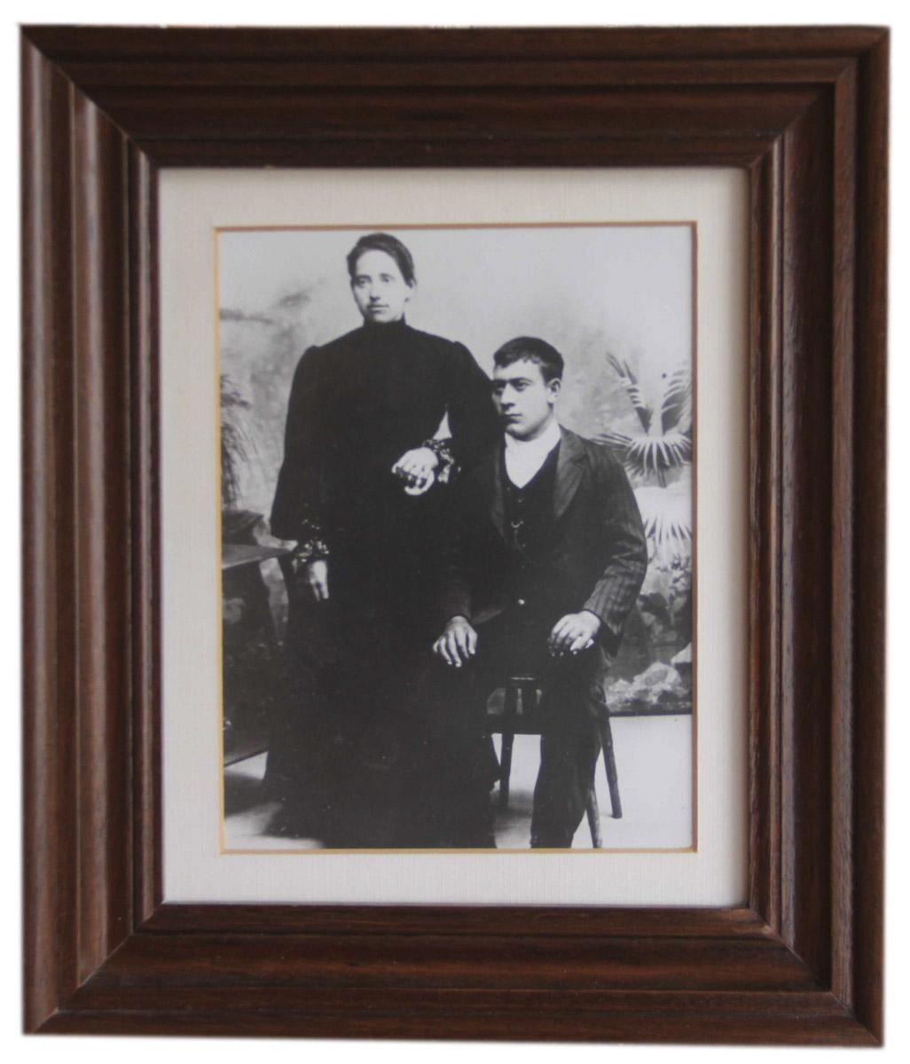Retrato de pareja en Argentina II