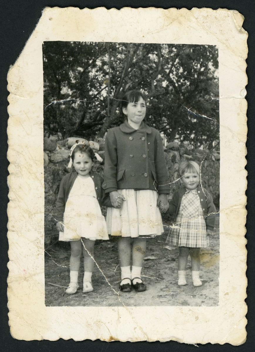 Retrato de Maribel, Maje y Charo Campillo