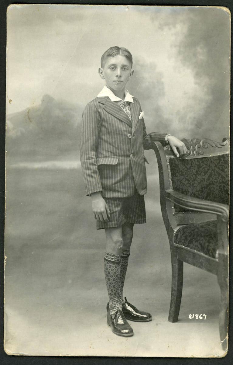 Retrato de Herminio Díez Sanchez