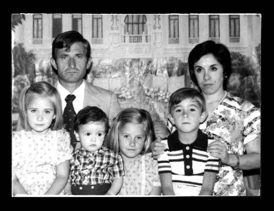 Familia de Ana Mª Pierna Hernández
