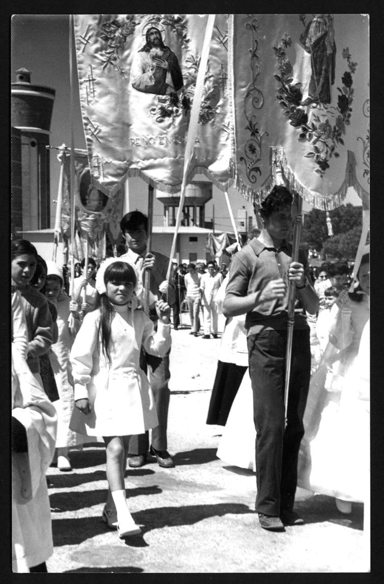 Procesión del Corpus Christi en Peñaranda de Bracamonte