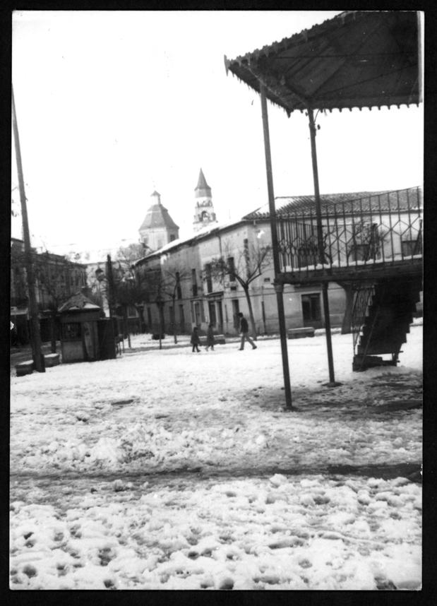 Plaza de Peñaranda de Bracamonte