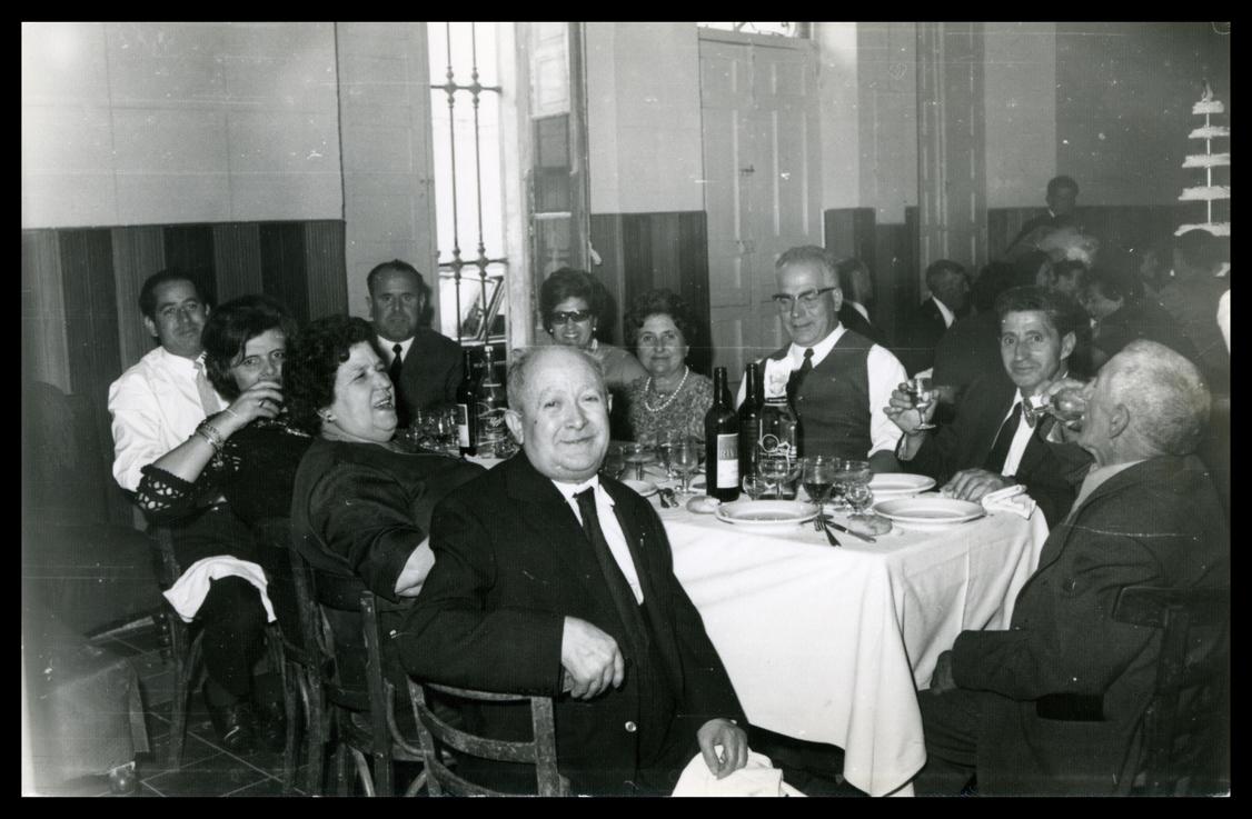 Invitados a una boda en Peñaranda de Bracamonte