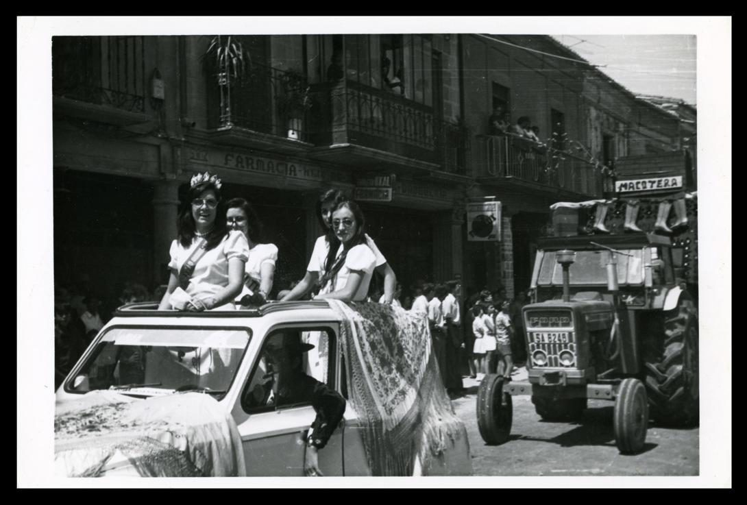 Celebración del día de la comarca en Peñaranda de Bracamonte