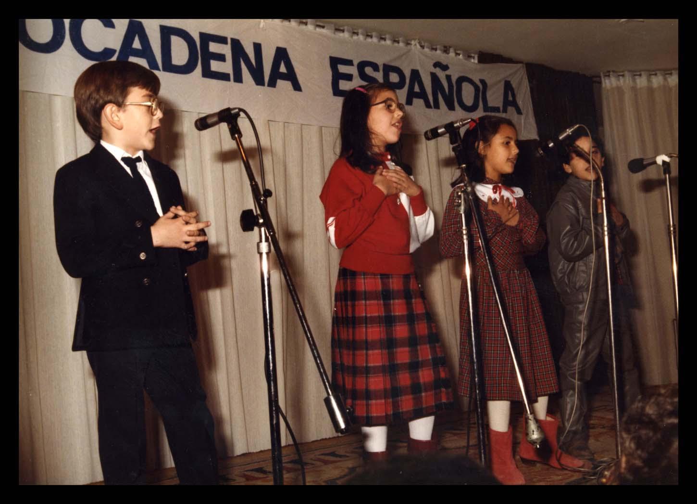Festival de la canción española en Peñaranda de Bracamonte