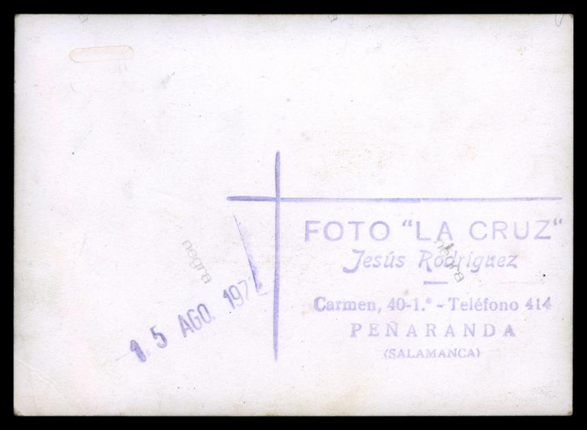 Foto de familia de Pilar Hernández y Castor García
