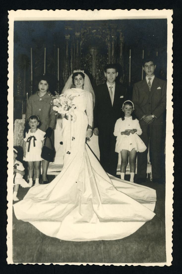 Boda de Sebastián Salinero e Isabel Rodríguez en Peñaranda de Bracamonte I