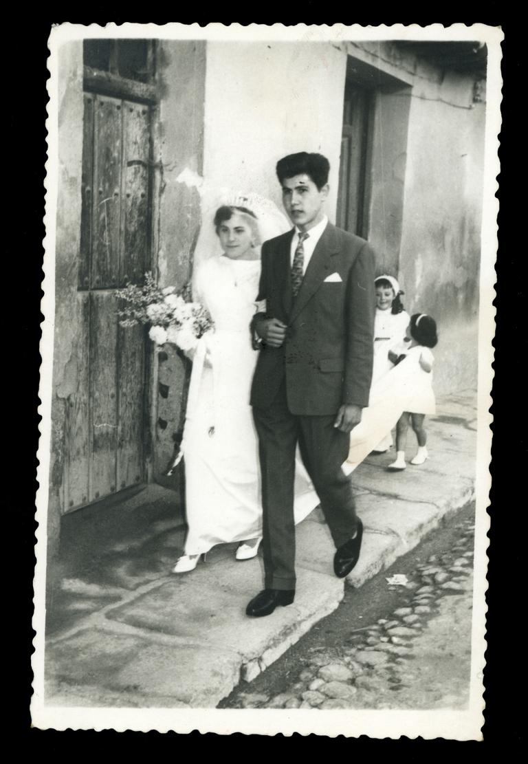 Boda de Sebastián Salinero e Isabel Rodríguez en Peñaranda de Bracamonte II