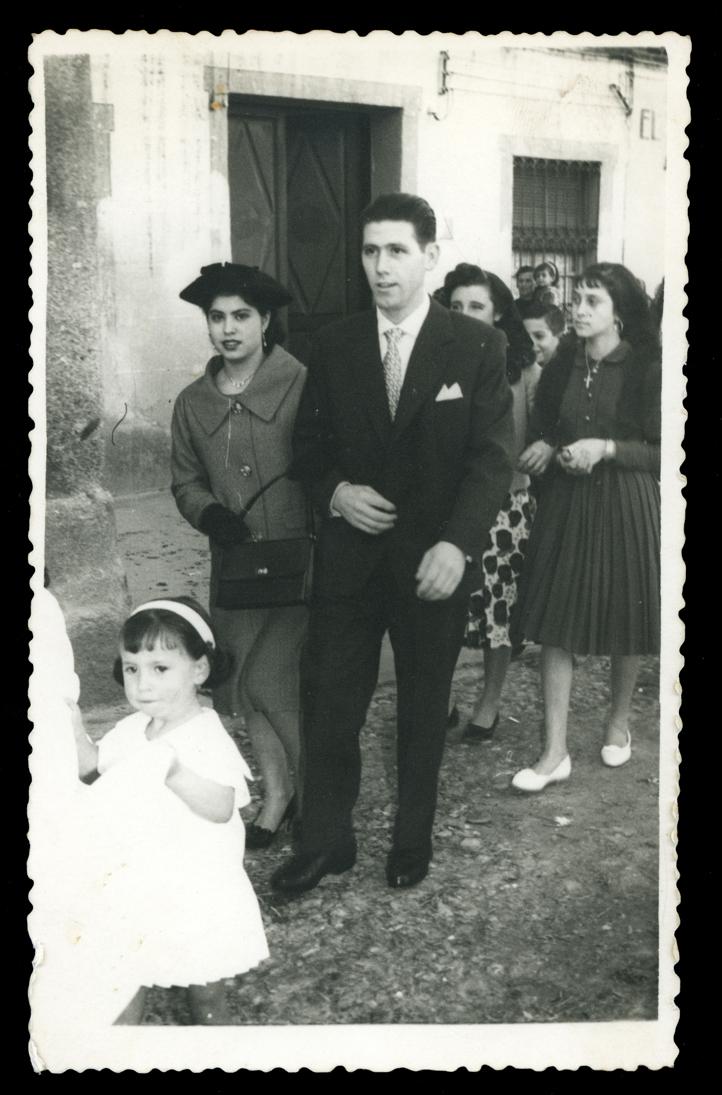 Boda de Sebastián Salinero e Isabel Rodríguez en Peñaranda de Bracamonte III