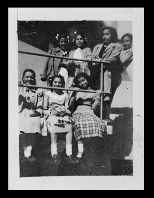 Teresa Martín y sus amigas